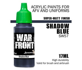 Scale Color War Front Shadow Blue (SW-57) (17 ml)