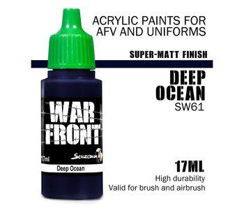 Scale Color War Front Deep Ocean (SW-61) (17 ml)