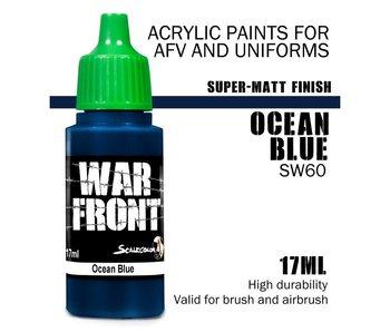 Scale Color War Front Ocean Blue (SW-60) (17 ml)