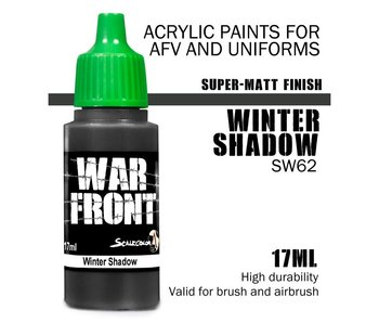 Scale Color War Front Winter Shadow (SW-62) (17 ml)
