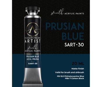 Scale Artist Color Prusian Blue (SART-30) (20 mL)