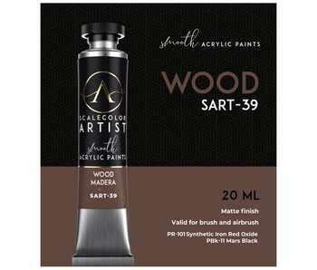 Scale Artist Color Wood (SART-39) (20 mL)