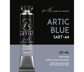 Scale Artist Color Artic Blue (SART-44) (20 mL)