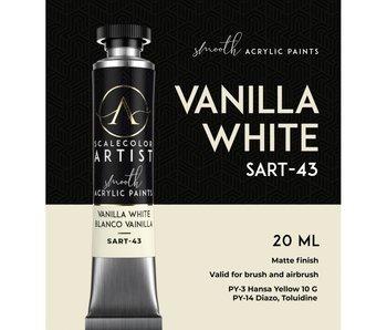Scale Artist Color Vanilla White (SART-43) (20 mL)