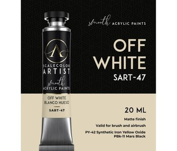 Scale Artist Color Off White (SART-47) (20 mL)