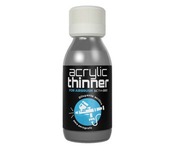 Scale Color Acrylic Thinner (SCTH-002) (60 ml)