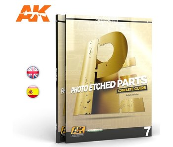 Ak Interactive Photoetch Parts (Ak Learning Series No7) English