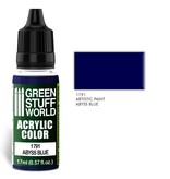 Green Stuff World GSW Acrylic Color ABYSS BLUE