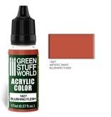 Green Stuff World GSW Acrylic Color BLUSHING FLESH (1827)