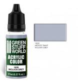 Green Stuff World GSW Acrylic Color WOLVEN GREY (1835)
