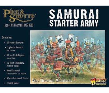 Pike & Shotte Samurai Starter Army