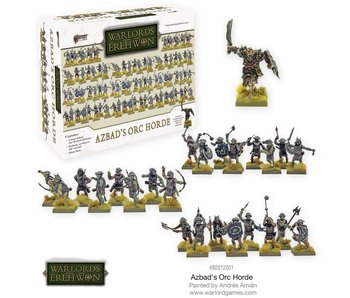 Warlord of Erehwon Azbad'S Orc Horde