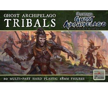 Frostgrave/ Oathmark Ghost Archipelago Tribals