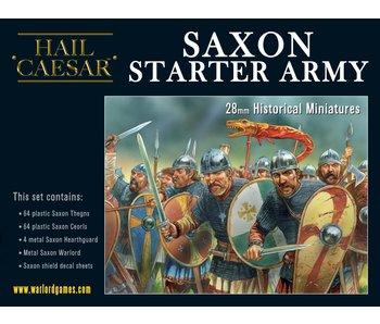 Hail Caesar Saxon Starter Army