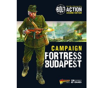 Bolt Action Fortress Budapest