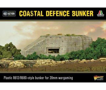 Bolt Action Coastal Defence Bunker