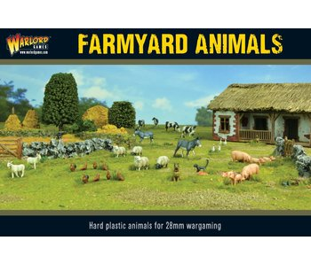 Bolt Action Farmyard Animals
