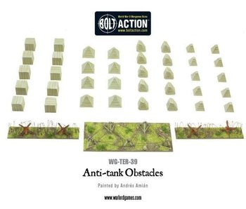 Bolt Action Anti-Tank Obstacles
