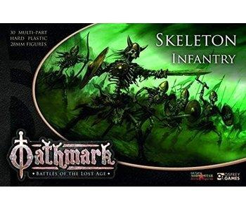 Frostgrave/ Oathmark Skeleton Infantry