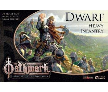 Frostgrave/ Oathmark Dwarf Heavy Infantry