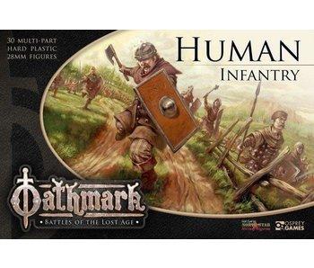 Frostgrave/ Oathmark Human Infantry