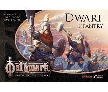 Frostgrave/ Oathmark Dwarf Infantry