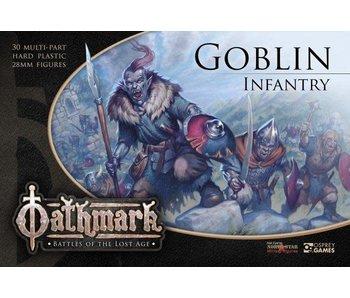 Frostgrave/ Oathmark Goblin Infantry