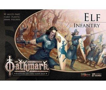 Frostgrave/ Oathmark Elf Infantry