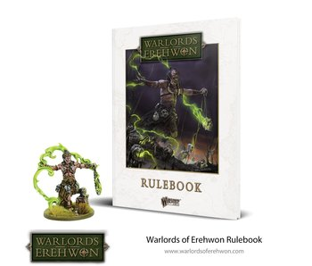 Warlord of Erehwon Warlords Of Erehwon Rulebook