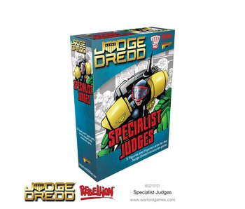 2000 AD Judge Dredd - Specialist Judges
