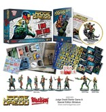 Warlord Games 2000 AD Judge Dredd Starter Game I Am The Law!