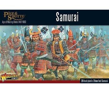 Pike & Shotte Samurai