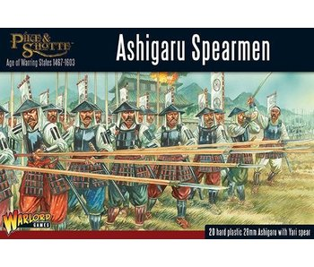 Pike & Shotte Ashigaru Spearmen