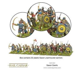 Hail Caesar Saxon Ceorls