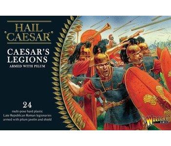 Hail Caesar Caesar's Legions Armed With Pilum