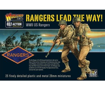 Bolt Action Rangers Lead The Way!