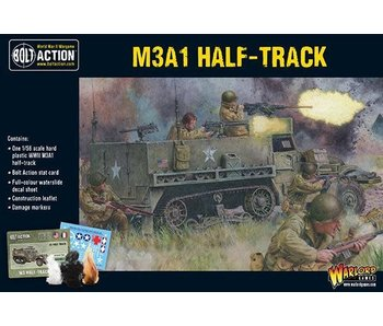 Bolt Action M3A1 Halftrack