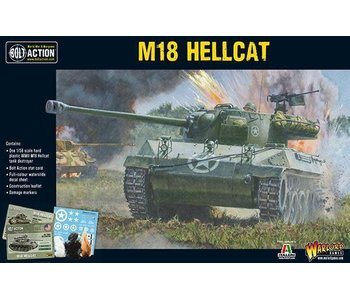 Bolt Action M18 Hellcat