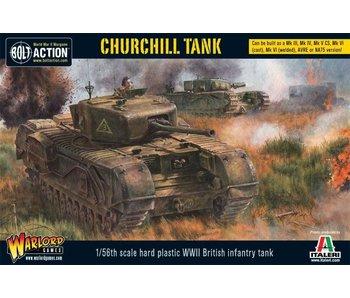 Bolt Action Churchill Infantry Tank