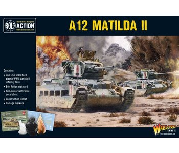 Bolt Action A12 Matilda II Infantry Tank