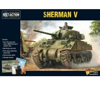 Bolt Action Sherman V