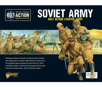 Bolt Action Soviet Starter Army