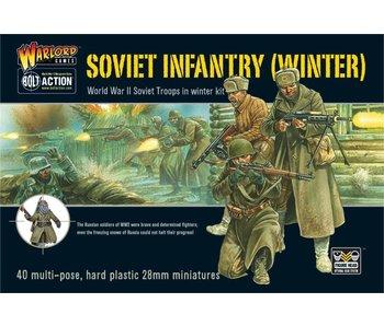 Bolt Action Soviet Infantry (Winter)