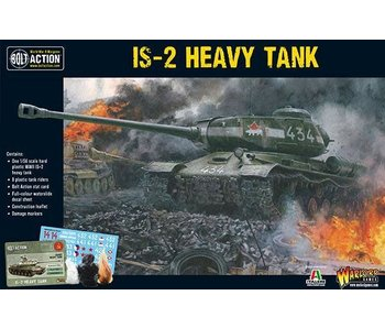 Bolt Action Is-2 Heavy Tank