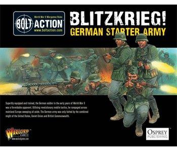 Bolt Action Blitzkrieg! German Heer Starter Army