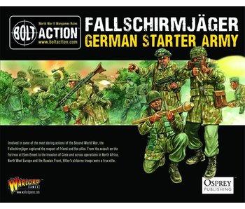 Bolt Action Fallschirmjager Starter Army
