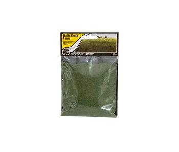 Woodland Scenics Static Grass Dark Green 4mm (FS617)
