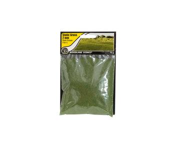 Woodland Scenics Static Grass Dark Green 2mm (FS613)