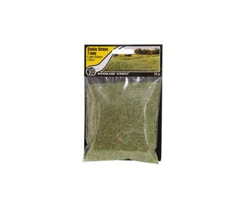 Woodland Scenics Static Grass Light Green 7mm (FS623)