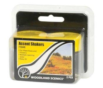Woodland Scenics Accents Shaker (Qty - 2) (FS646)